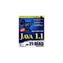Learning java 1.1 in 21 days