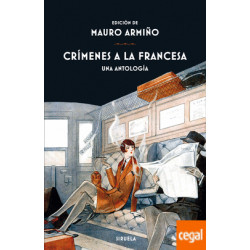 French crimes. An anthology.