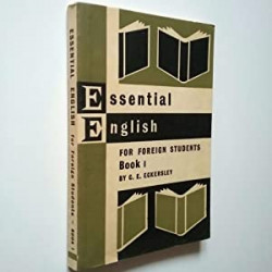 ESSENTIAL ENGLISH FOR...