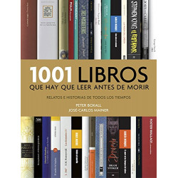 1001 BOOKS TO READ BEFORE...