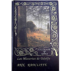 The Mysteries of Udolfo vols. I and II by Ann Radcliffe