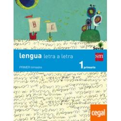 Lengua: letra a letra. 1...